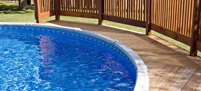 How To Clean An Above Ground Pool Liner Doityourself Com