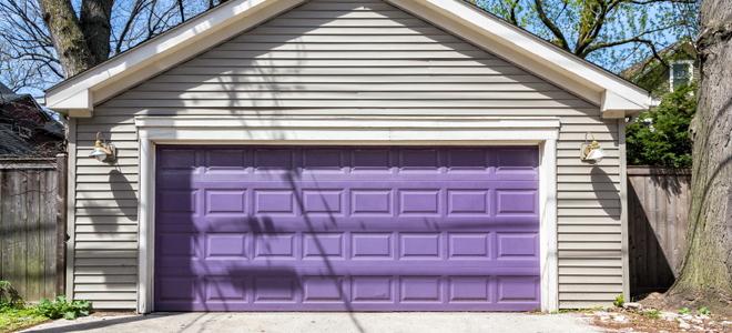 How To Paint A Fiberglass Garage Door Doityourself Com