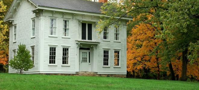 5 classic house colors for Classic house colors