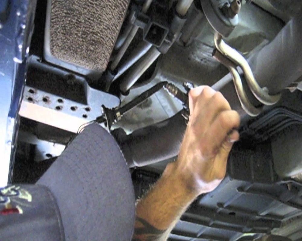 Ford F150 Replace Catalytic Converter How To Ford Trucks