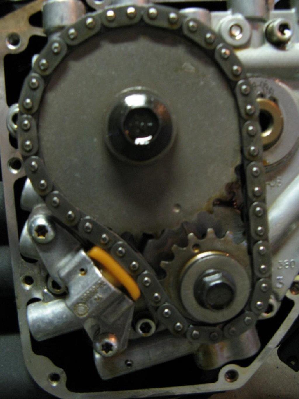 Belt tensioner bolt size