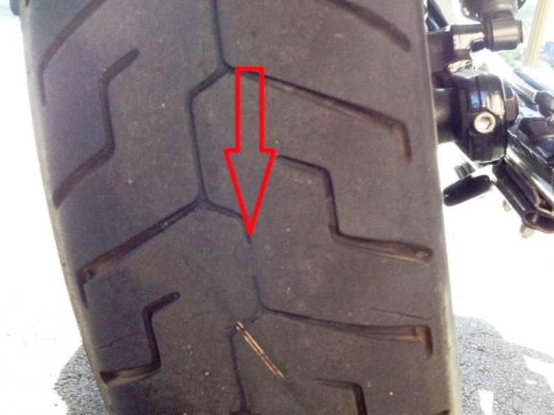 Harley Davidson How to Check Tire Tread - Hdforums