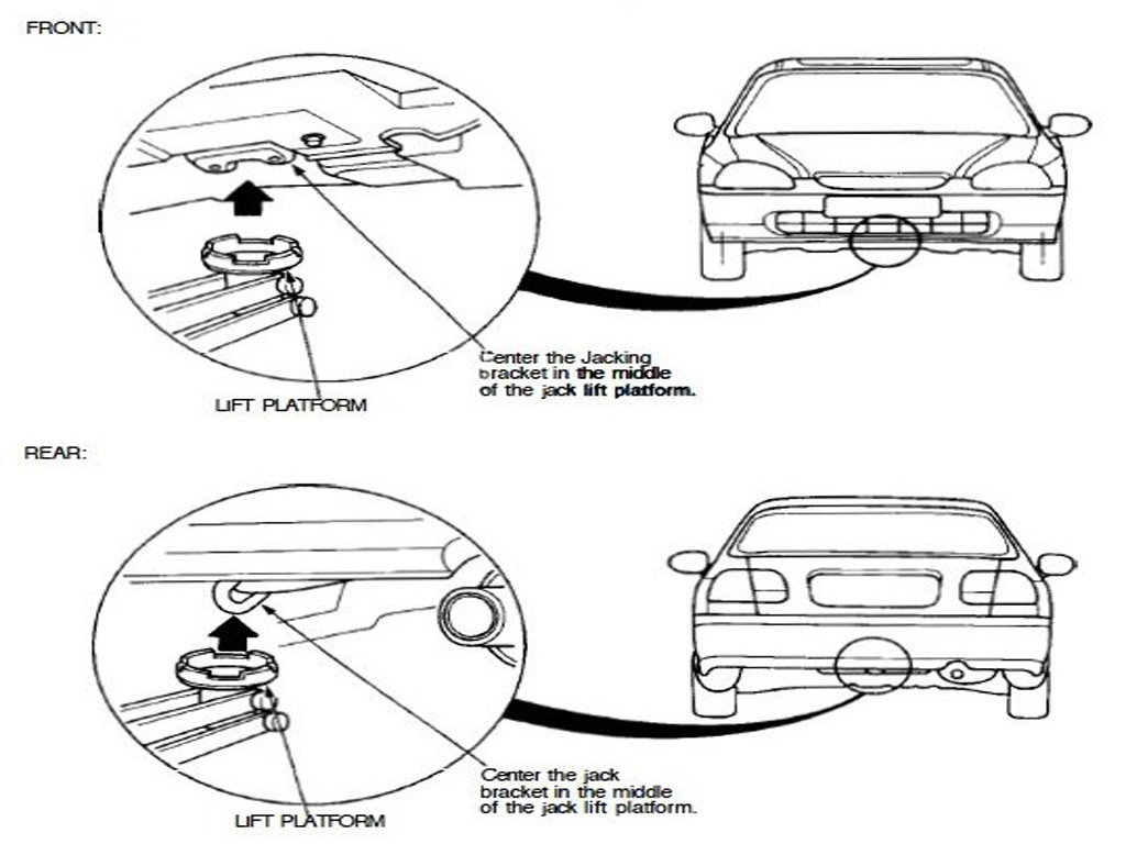 Honda Accord How To Jack Up Your Accord Honda Tech