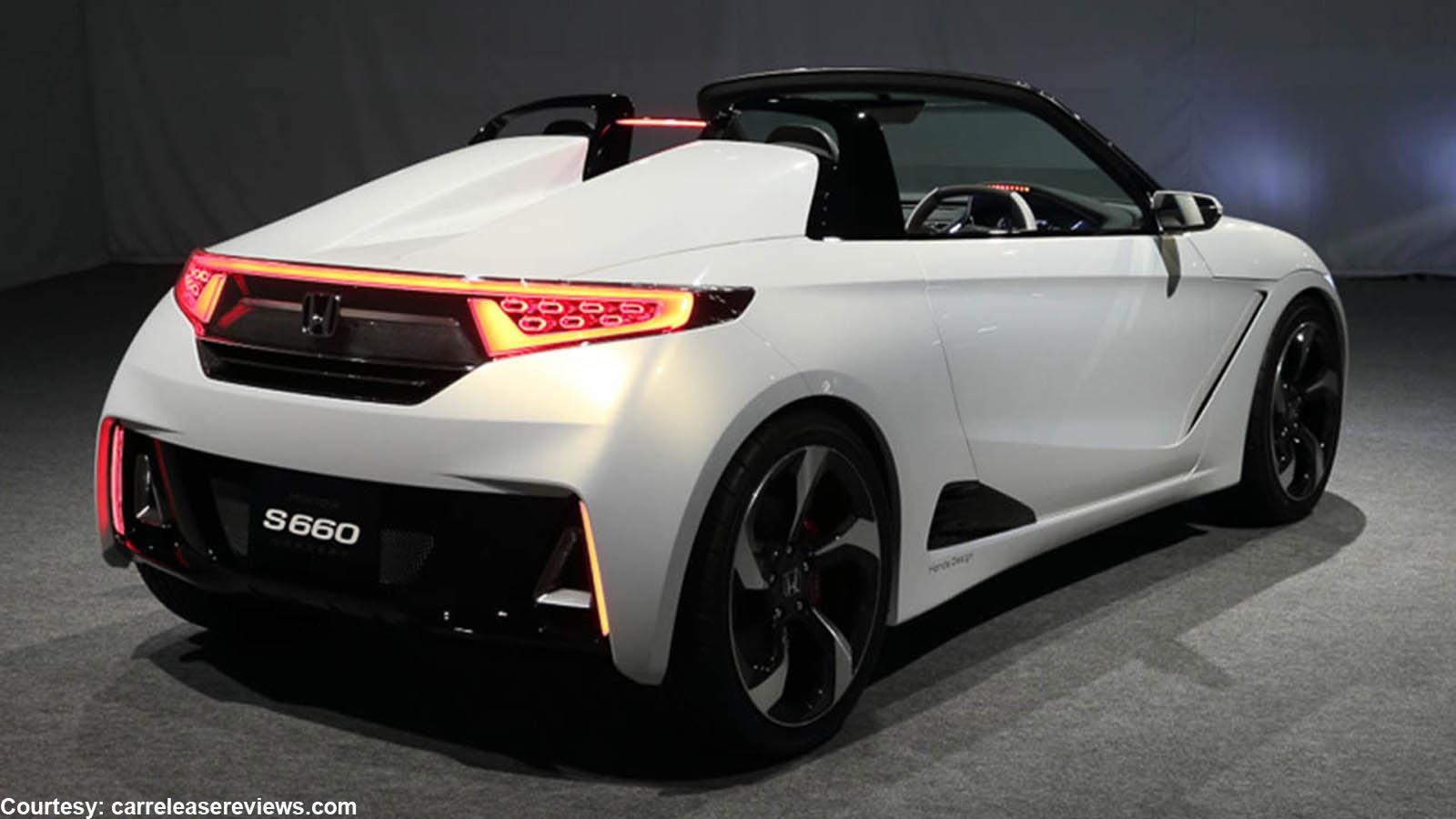 3. Honda S660