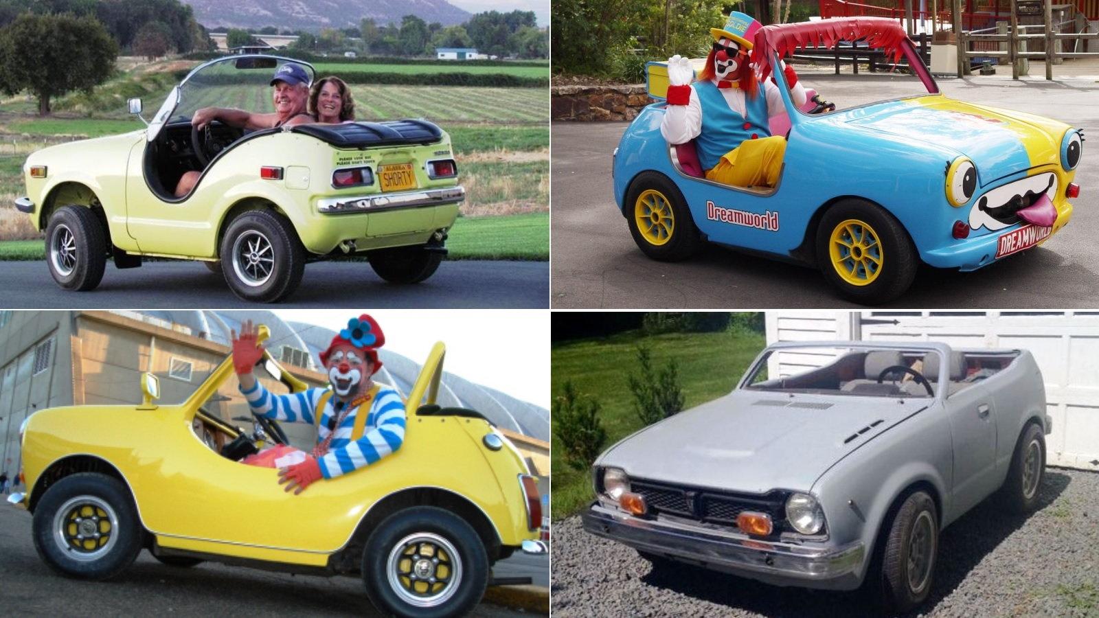 Shorty Clown Cars