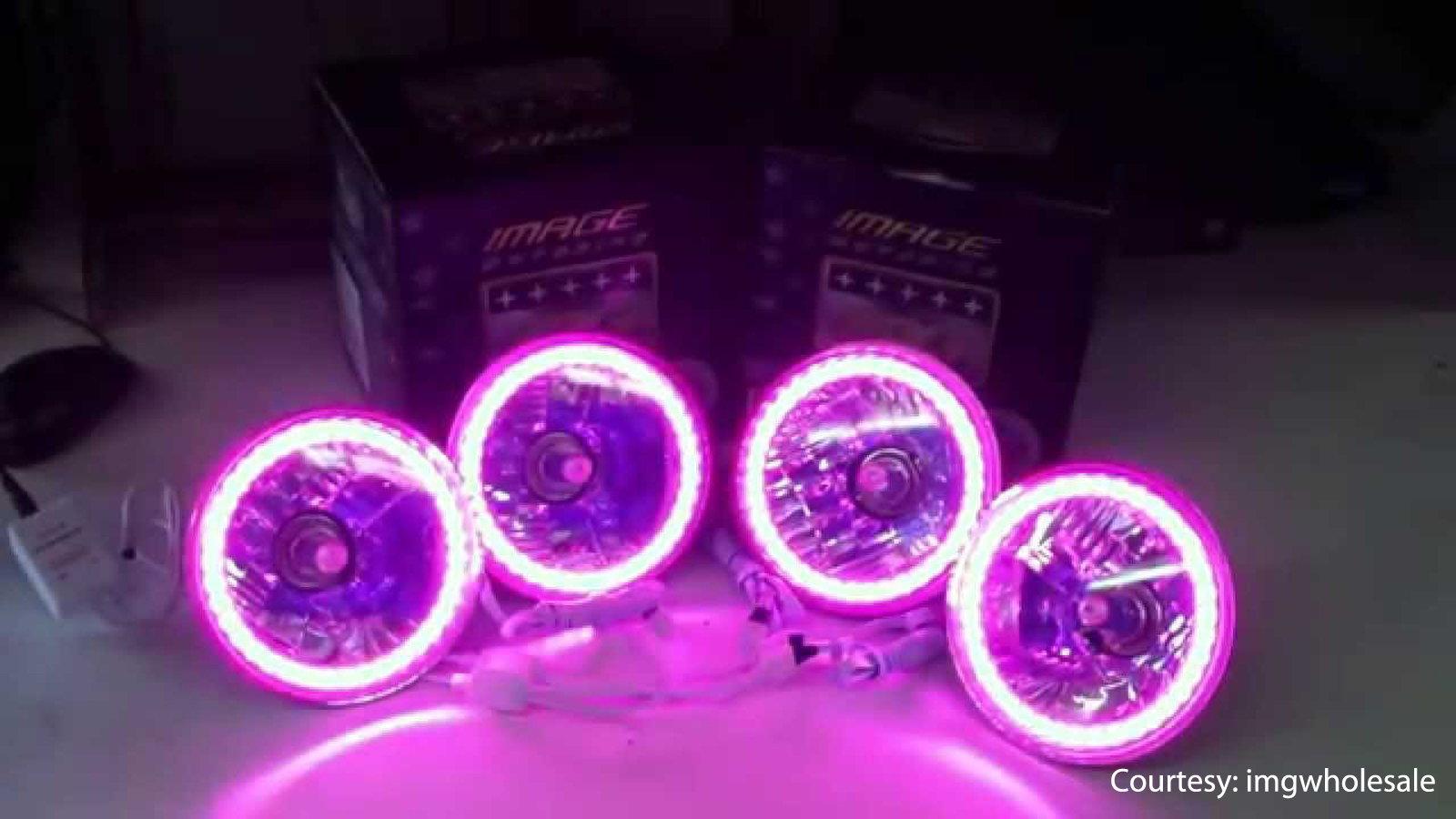 3. Halo Headlights