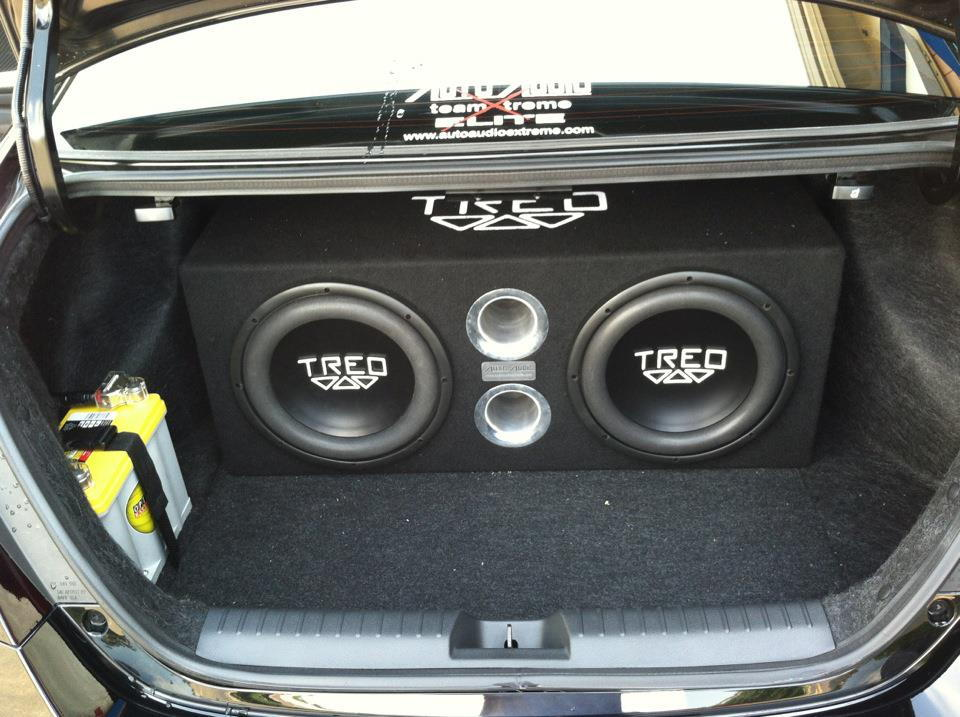 Honda Aftermarket Sound System Modifications - Honda-Tech