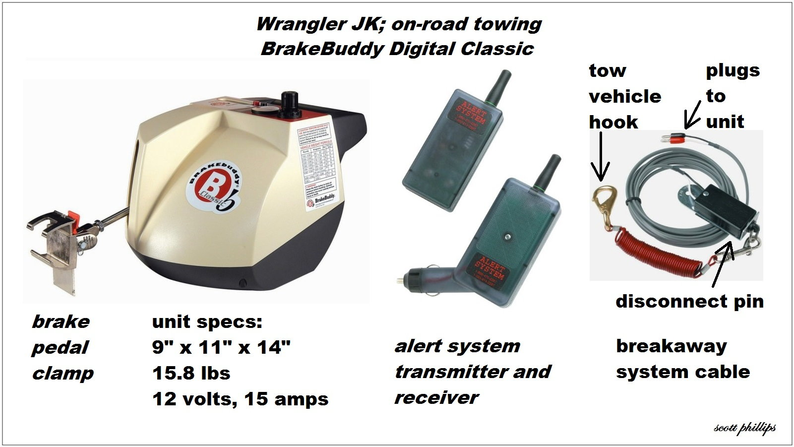 Tow Vehicle Wiring Diagram Starting Know About Brake Buddy Jeep Wrangler Jk How To Two Forum