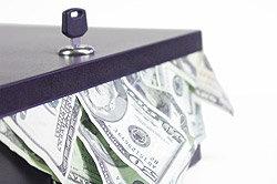 Money in a Lockbox