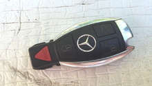 Mercedes Benz C Class How To Program Garage Door Opener