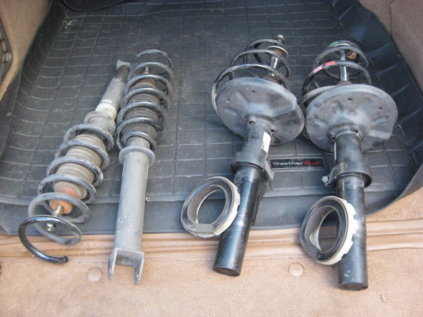 When To Replace Shocks And Struts >> Porsche 997 Why is Suspension Noisy - Rennlist
