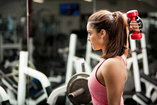 Woman shifts addiction from abusing substances to working out late at night