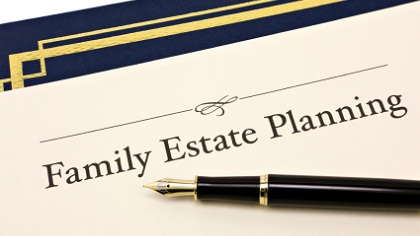 A family estate planning document.