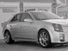 My 2007 CTS-V, LS2 400HP,6MT, sunday car.