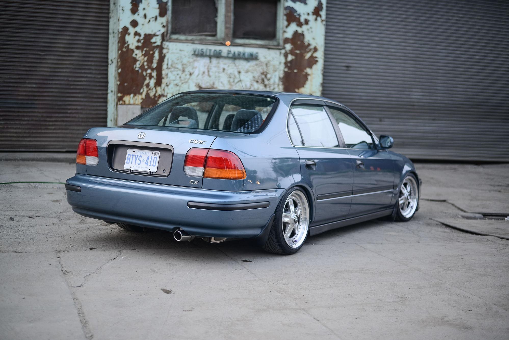 Hawk Brake Pads >> CA JDM 1996 Honda Civic EX - EK4 Build - $6000 - San Francisco, CA - Honda-Tech