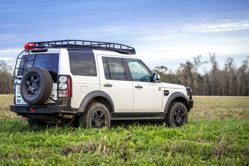 Lr3 Oem 18 Quot Wheels On Lr4 Page 2 Land Rover Forums