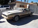 Garage - '73 Mach 1