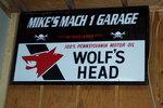 Mike's Mach 1 garage