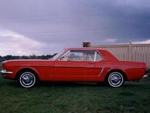 64 12 Mustang