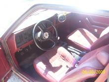 driver interior