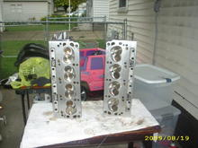 MY EDELBROCK HEADS