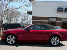 our 2007 GT Conv.