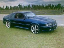 90 Blu Beast