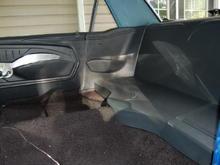 rear seat delte