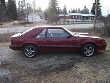 My 1982 GT