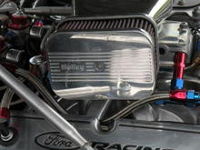 Holley Dual Air Cleaner