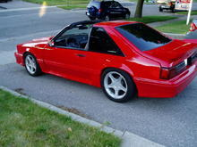 my 87 GT