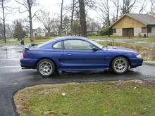 96 GT with some upgrades - 2
