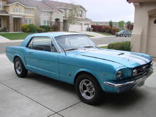 1966 Mustang GT 006