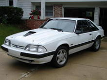1991 Mustang LX