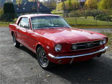 Mustang 1966 GT coupe