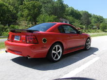 2008 Blueridge Mountain Cruise