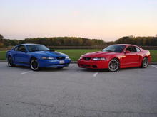 Buddy's Mach and My Cobra
