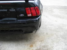 Mustang project 03