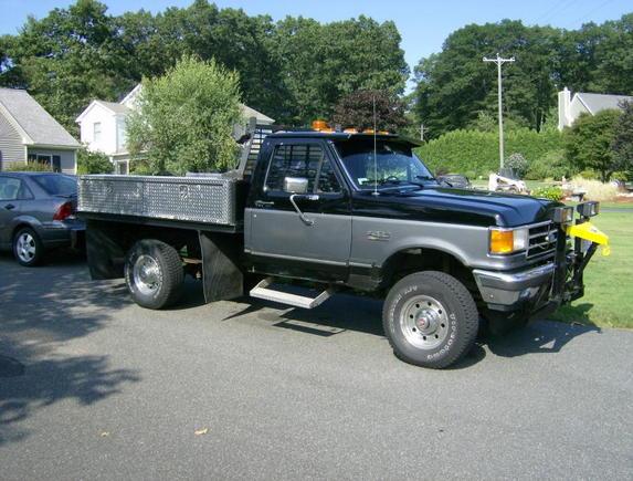 DD/work truck