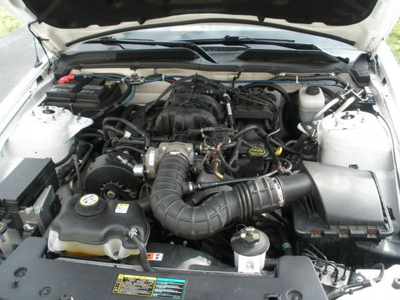 stock v6 engine if you were wondering. Hoping for a CAI and throttle body in the near futuree!!!