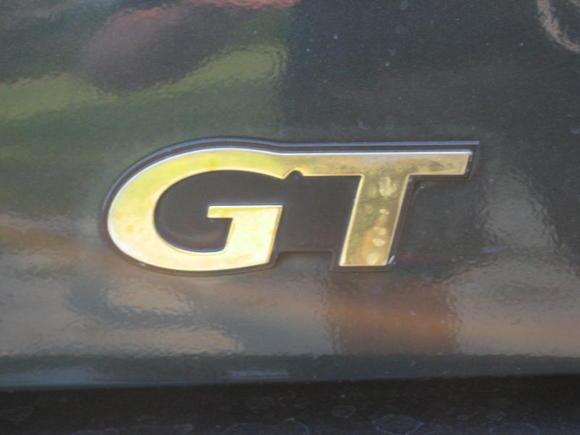 Gold GT