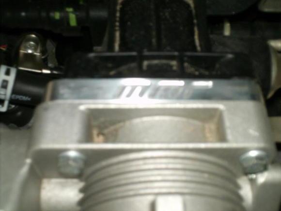 MMR Throttlebody Spacer