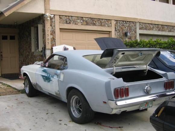 1969 MACH 1 428 009