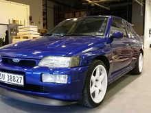 Escort Rs Cosworth 1995