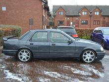Sapphire 4x4 Cosworth 'Woo'