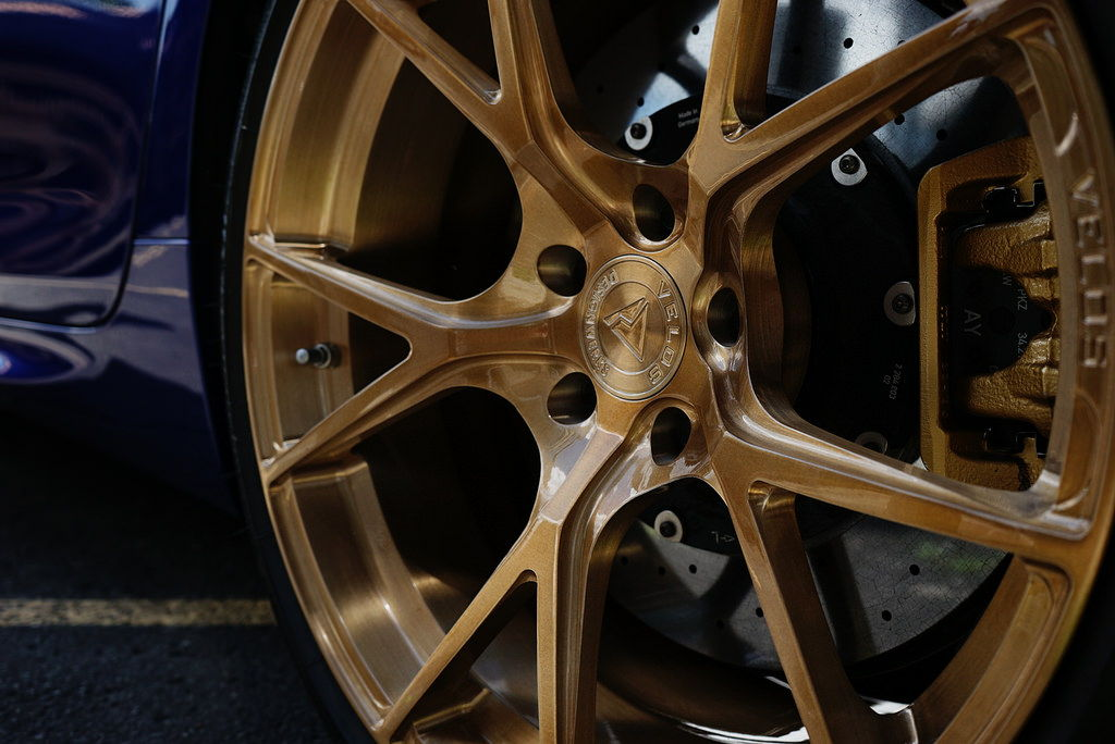 M6 In Toronto Amp Monaco At The Same Time Velos S3 Forged