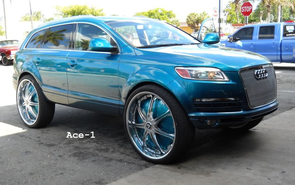 Is This Q7 In Miami Really Free Audiworld Forums