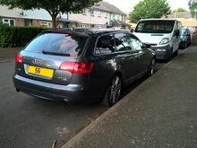 Audi A6 C6 3.0TDI S-line Lemans 2006 Problem with ignition start/keys