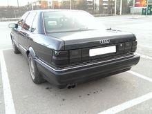 Audi V8 Quattro 4.2 1992