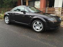 My Audi TT MK1 Cherry Black